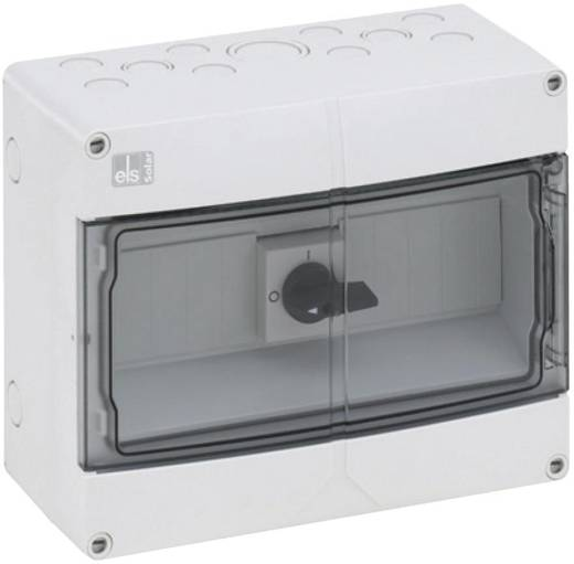 Generator-Gehäuse 200 x 200 x 122 Polycarbonat Licht-Grau Spelsberg GF4 500-25 1 St.