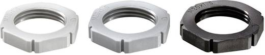 Gegenmutter M12 Polyamid Silber-Grau Wiska EMUG M12 RAL 7001 1 St.