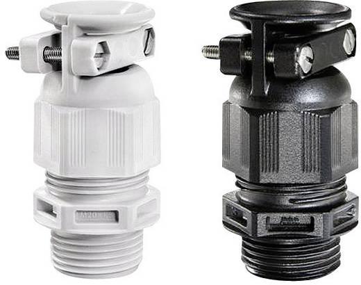 Kabelverschraubung M12 Polyamid Licht-Grau (RAL 7035) Wiska ESKVZ M12 RAL 7035 1 St.