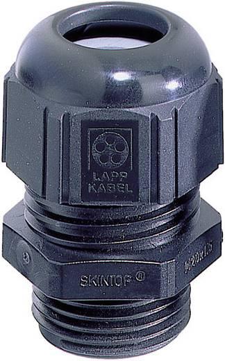Kabelverschraubung M25 Polyamid Schwarz (RAL 9005) LappKabel SKINTOP® STR-M25 1 St.