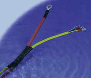 hier: /Ø20mm - L/änge: 10 Meter Schrumpfschlauch 3:1 transparent mit Kleber Auswahl aus 8 Gr/ö/ßen und 6 L/ängen Meterware von ISO-PROFI/®