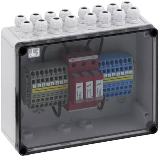 Reihenklemmen-Gehäuse 180 x 182 x 90 Kunststoff Licht-Grau Spelsberg ÜSS RK-PV 4 1 St.