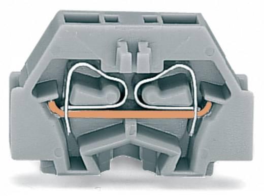 Einzelklemme 5 mm Zugfeder Belegung: L Grau WAGO 260-321 300 St.