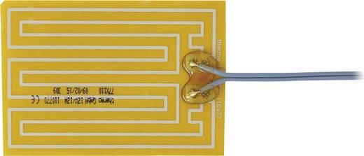 Heizfolie selbstklebend 12 V/DC, 12 V/AC 12 W Schutzart IPX4 (L x B) 110 mm x 77 mm Thermo