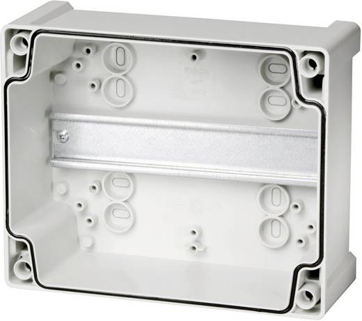 Wand-Gehäuse 201 x 163 x 98 ABS Grau (RAL 7035) Fibox TEMPO TA201610T 1 St.