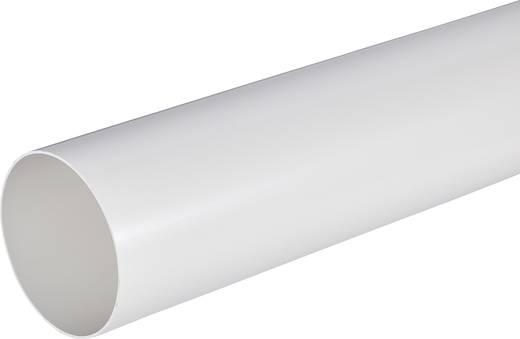 Rundrohr-Lüftungssystem 100 Rohr ohne Muffe Wallair 20210122