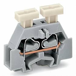 Borne d'extrémité WAGO 261-306/341-000 6 mm ressort de traction orange 200 pc(s)