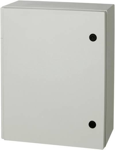 Wand-Gehäuse 515 x 415 x 230 Polyester Grau (RAL 7035) Fibox CAB P 504023 1 St.