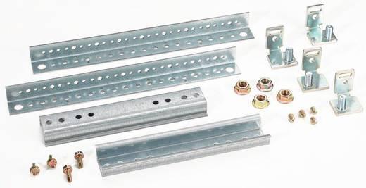 Montagerahmen Kunststoff Grau (RAL 7035) (L x B) 550 mm x 350 mm Fibox MF 6040 1 St.