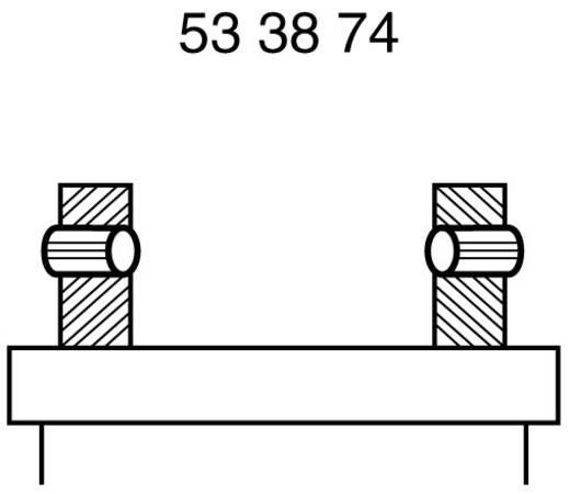 Sicherungshalter Passend für Feinsicherung 6.3 x 32 mm 6.3 A 250 V/AC ESKA 503.800 1 St.