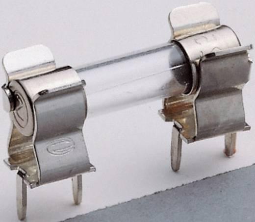 Sicherungs-Haltefeder Passend für Feinsicherung 5 x 20 mm 6.3 A 250 V/AC ESKA 120.800H 1 St.