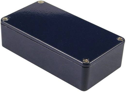 Universal-Gehäuse 145 x 121 x 39 Aluminium Blau Hammond Electronics 1590XXCB 1 St.