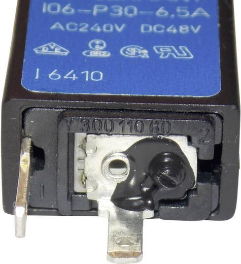 Schutzschalter thermisch 240 V/AC 6.5 A ETA CE106P30-40-6,5 1 St.