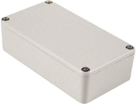 Universal-Gehäuse 118.5 x 93.5 x 34 Aluminium Licht-Grau (RAL 7035) Hammond Electronics 1590BBLG 1 St.