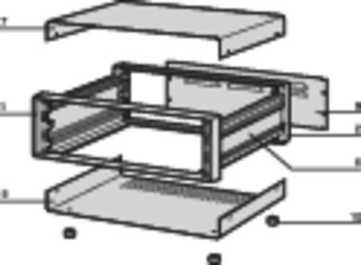 19 Zoll Baugruppenträger 520 x 153 x 300 Stahlblech Schroff COMPTEC 10225-601 1 Set