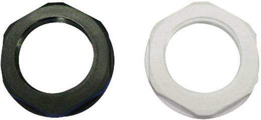 Gegenmutter PG16 Polyamid Licht-Grau (RAL 7035) KSS EGRL16GY4 1 St.
