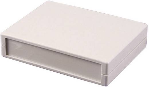 Universal-Gehäuse 190 x 140 x 70 ABS Licht-Grau (RAL 7035) Hammond Electronics RM2055L 1 St.