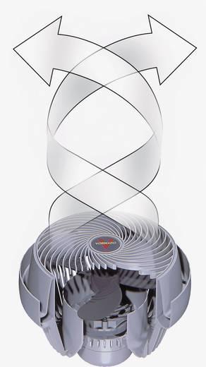 Bodenventilator Vornado 530 44.3 W (Ø x H) 19 cm x 24.9 cm Schwarz