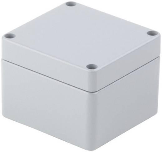 Universal-Gehäuse 64 x 34 x 58 Aluminium Grau (RAL 7001) Weidmüller KLIPPON K01 RAL7001 1 St.