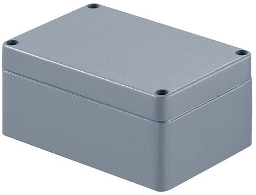 Universal-Gehäuse 70 x 45 x 70 Aluminium Grau (RAL 7001) Weidmüller KLIPPON K1 RAL7001 1 St.