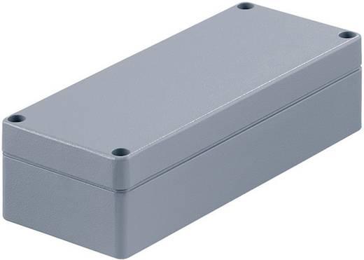Universal-Gehäuse 165 x 45 x 70 Aluminium Grau (RAL 7001) Weidmüller KLIPPON K3 RAL7001 1 St.