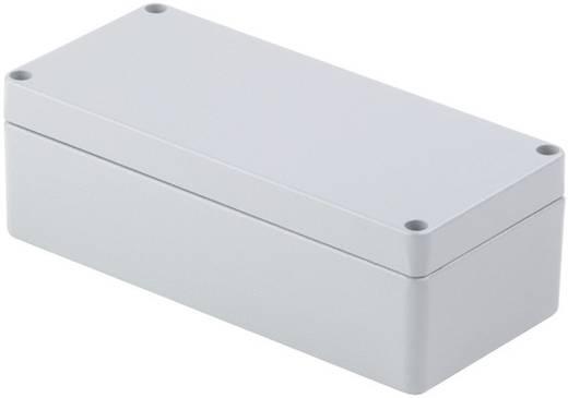 Universal-Gehäuse 175 x 57 x 80 Aluminium Grau (RAL 7001) Weidmüller KLIPPON K31 RAL7001 1 St.
