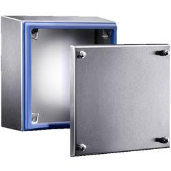 Inštalačná krabička Rittal HD 1670600 1670.600, (š x v x h) 150 x 150 x 80 mm, nerezová ocel, nerezová oceľ, 1 ks