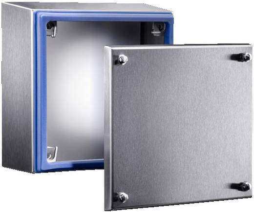 Rittal HD 1670600 Installations-Gehäuse 150 x 150 x 80 Edelstahl 1 St.