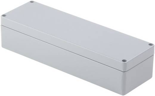 Universal-Gehäuse 250 x 55 x 80 Aluminium Grau (RAL 7001) Weidmüller KLIPPON K32 RAL7001 1 St.