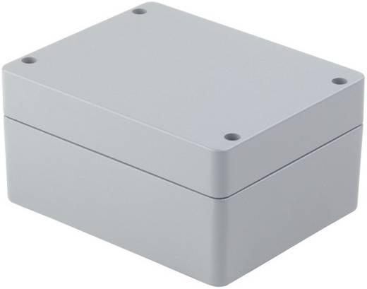 Universal-Gehäuse 200 x 100 x 160 Aluminium Grau (RAL 7001) Weidmüller KLIPPON K6 RAL7001 1 St.