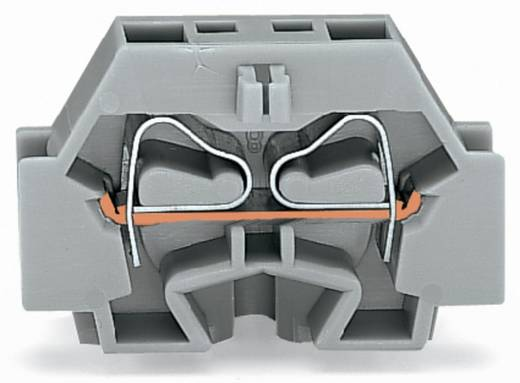 Einzelklemme 7 mm Zugfeder Belegung: L Grau WAGO 262-311 100 St.