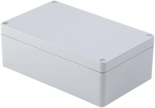 Weidmüller KLIPPON K61 RAL7001 Universal-Gehäuse 260 x 91 x 160 Aluminium Grau (RAL 7001) 1 St.