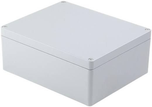 Universal-Gehäuse 280 x 111 x 230 Grau (RAL 7001) Weidmüller KLIPPON K71 RAL7001 1 St.