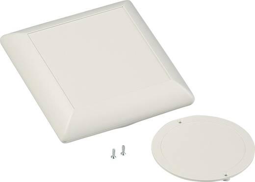 Pult-Gehäuse 110 x 110 x 39 ABS Grau-Weiß (RAL 9002) OKW Art-Case D5012247 1 Set