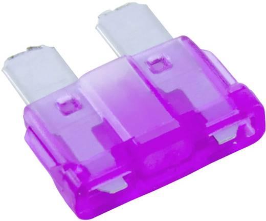 Standard Flachsicherung 3 A Violett MTA 340122 535052 1 St.