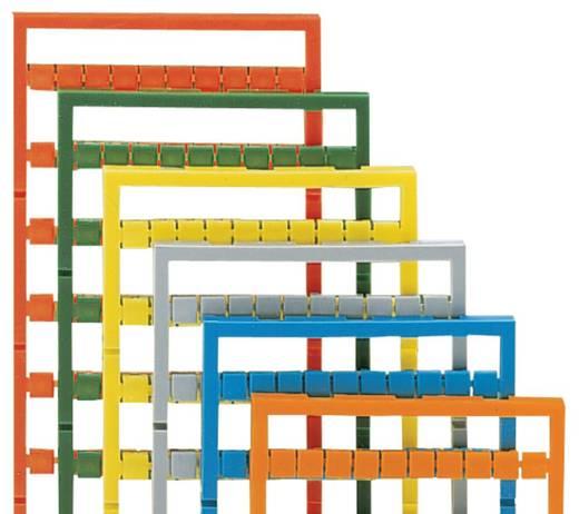 WAGO 264-901/000-006 Mini-WSB-Schnellbeschriftungssystem Aufdruck: U , V , W , N , PE 5 St.