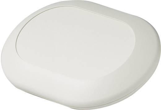 Pult-Gehäuse 160 x 110 x 54 ABS Grau-Weiß (RAL 9002) OKW Art-Case D5016407 1 Set