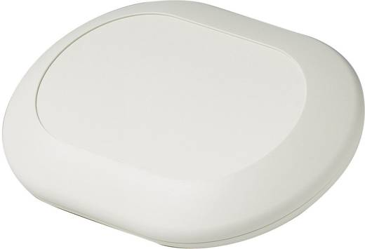 Pult-Gehäuse 160 x 110 x 54 ABS Grau-Weiß (RAL 9002) OKW D5016407 1 Set
