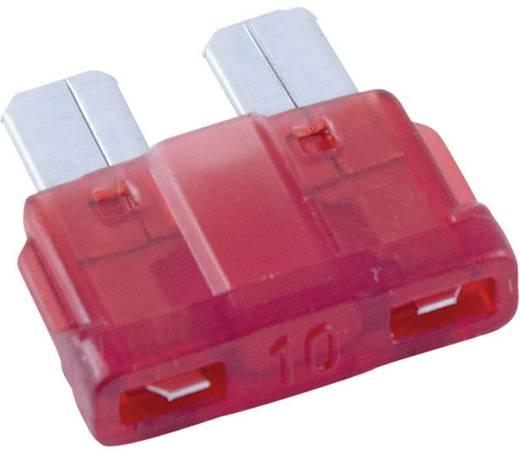 Standard Flachsicherung 10 A Rot ESKA 340127 535104 1 St.