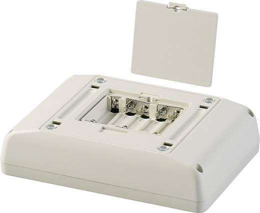 Pult-Gehäuse 135 x 190 x 46 Kunststoff Grau-Weiß (RAL 9002) OKW D4042137 1 Set