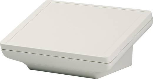 Pult-Gehäuse 166 x 225 x 105 Kunststoff Grau-Weiß (RAL 9002) OKW D4044157 1 Set