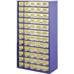 Sada trubičkových poistiek v zásobníku do dielne (Ø x d) 5 mm x 20 mm, 540 ks