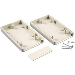 Plastová krabička Hammond Electronics RH3115, 100 x 60 x 25 mm, ABS, svetlo sivá (RAL 7035), 1 ks