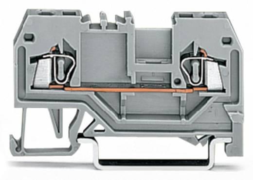 Durchgangsklemme 4 mm Zugfeder Orange WAGO 279-902 100 St.
