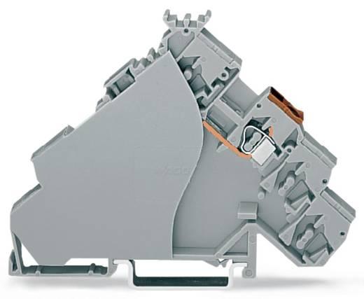 Aktorenklemme 6 mm Zugfeder Belegung: L Grau WAGO 280-515 20 St.