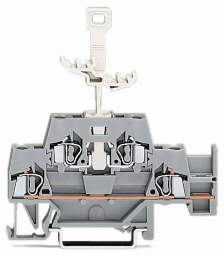 Doppelstock-Durchgangsklemme 5 mm Zugfeder Belegung: L Grau WAGO 280-522 50 St.