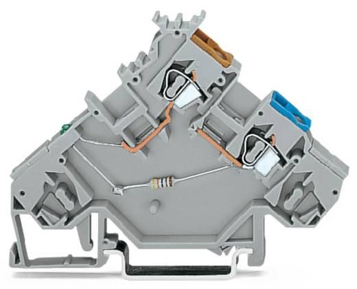 Aktorenklemme 5 mm Zugfeder Belegung: L Grau WAGO 280-562/281-411 50 St.