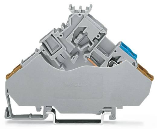 Aktorenklemme 6 mm Zugfeder Belegung: L Grau WAGO 280-565/280-319 50 St.