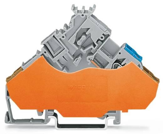 Aktorenklemme 6 mm Zugfeder Belegung: L Grau WAGO 280-565/280-321 50 St.