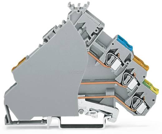 Aktorenklemme 6 mm Zugfeder Belegung: L Grau WAGO 280-575/280-320 50 St.